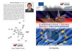 Evropská unie a Rusko - obálka